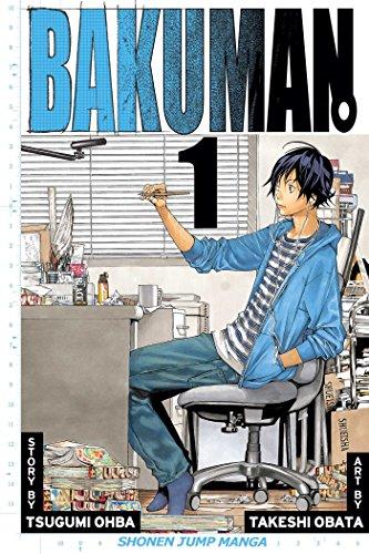 Bakuman. , volume 1