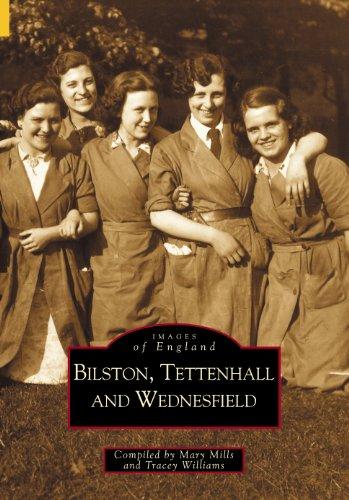 Bilston, Tettenhall & Wednesfield (Archive Photographs: Images of England)