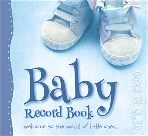 Baby Record Book - It's a Boy