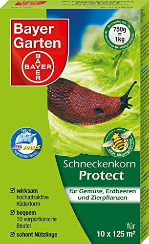 Bayer - Esca per lumache e chiocciole, 750 g