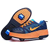 Miarui Roue Chaussures de Sport Chaussures de Skate à roulettes Chaussures...
