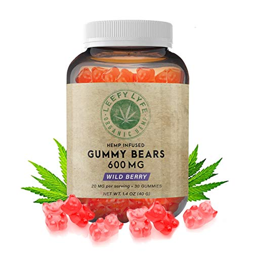 Bioganix Leefy Lyfe Gummy Bears 1