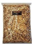 BBQ Woodchips Räucherchips Hickory 1Kg (ca. 4 Liter)...