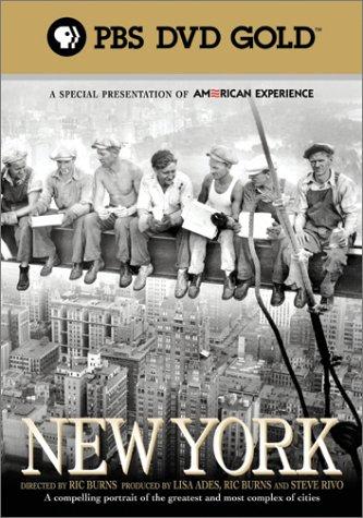 New York DVD Import