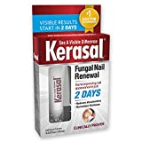 Kerasal Fungal Nail Renewal, Restores Appearance of Discolored or Damaged Nails, 0.33 fl oz