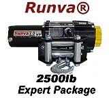 RUNVA 2500 XP winch