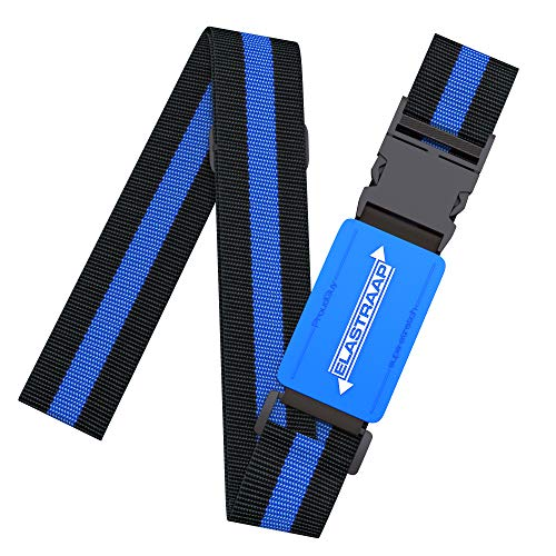 Luggage Straps, Adjustable Non-Slip Baggage Belts - Suitcase...