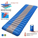 Overmont Matelas Camping de Gonflable...