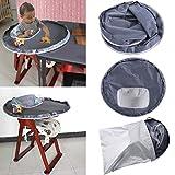 Gaddrt Nouveau tapis de table pour bébé couvre-matelas imperméable chaise...