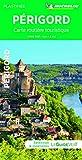 Carte routière touristique Périgord Michelin