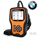 AUTOPHIX BMW Diagnostic Scanner Tool ,Enhanced BMW 7910 Multi-System OBD2 Scanner Auto Fault Code Reader with Battery Registration for All BMW After 1998
