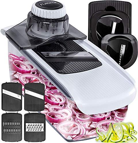 Fullstar Mandoline Slicer Spiralizer Vegetable Slicer -...