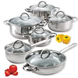Cook N Home 12-Piece Stainless...