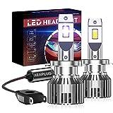 XENPLUS LED H7 Ampoules 10600LM Phares pour Voiture 60W 12V Super Bright...