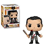 Funko- Pop Vinile The Walking Dead Negan (Clean Shaven) Action Figure, 9 cm, 25206