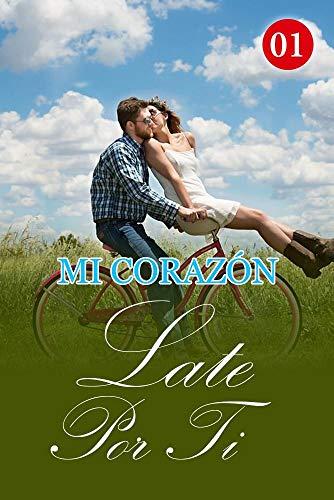Mi Corazón Late Por Ti de Mano Book