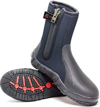 XS Scuba 8mm Thug Dive Boots, Size - 8