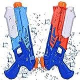 Joyjoz Pistolets à Eau Water Pistol 2 Pack Water Blaster pour la Plage...