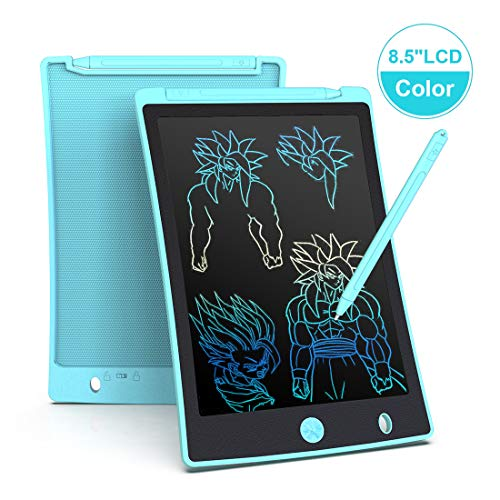 Arolun Tablet LCD da 8.5 Pollici, Display Colorato, Blocco Note Elettronico per Bambini e Adulti...