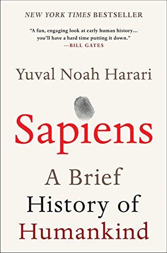 Sapiens: A Brief History of Humankind (English Edition) - eBooks em Inglês na Amazon.com.br