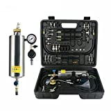 AUTOOL C100 Universal Automotive Non-Dismantle Fuel System Cleaner Auto gasonline Injector Clean tool For Petrol Cars