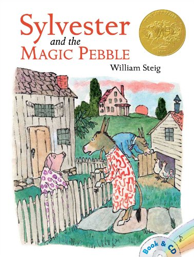 Sylvester and the Magic Pebble: Book and CD