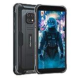 Mvil Resistente 4G, Blackview BV4900 Android 10 Impermeable Smartphone IP68, 5.7' HD+, Batera 5580mAh, 32GB+3GB (SD 128GB), 8MP+5MP, Telfono Robusto, Dual SIM,GPS,NFC,OTG -Negro