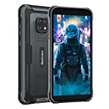 Móvil Resistente 4G, Blackview BV4900 Android 10 Impermeable Smartphone IP68, 5.7' HD+, Batería 5580mAh, 32GB+3GB (SD 128GB), 8MP+5MP, Teléfono Robusto, Dual SIM,GPS,NFC,OTG -Negro