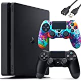 SonyPlayStation4PS41TBSlimGamingConsole-Controller (1x)...