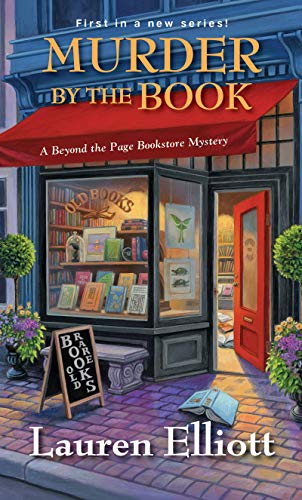 Murder by the Book (A Beyond the Page Bookstore Mystery 1) Kindle Edition