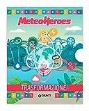 MeteoHeroes Cofanetto 6 libretti TRASFORMAZIONE!