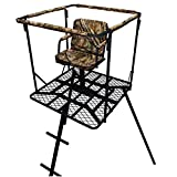 Sniper Treestands STTP70 The Outlaw Tripod-360 Swivel, 16'