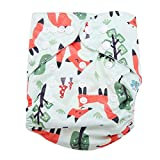 Couches de natation Calico Swap bébé lavable absorbant lavable maillot de bain couche de natation réutilisable pour couches de natation pour tout-petits(BL002)