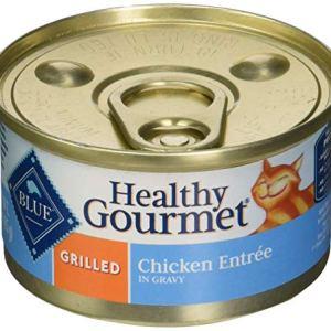 Blue Buffalo Grilled Cat Food – Chicken – 3 Oz