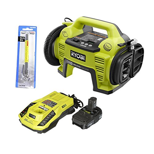 Ryobi P731 One+ 1 Dual Function Cordless Power Inflator/ Deflator reviews
