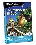 Wonderbox – Coffret Cadeau amoureux - Séjour - NUIT INSOLITE EN DUO...