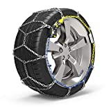 MICHELIN Chaines à neige Extrem Grip, Tension Automatique, N°100