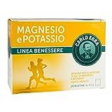 Carlo Erba - Magnesio e Potassio - Confezione Doppia 20+20 bustine