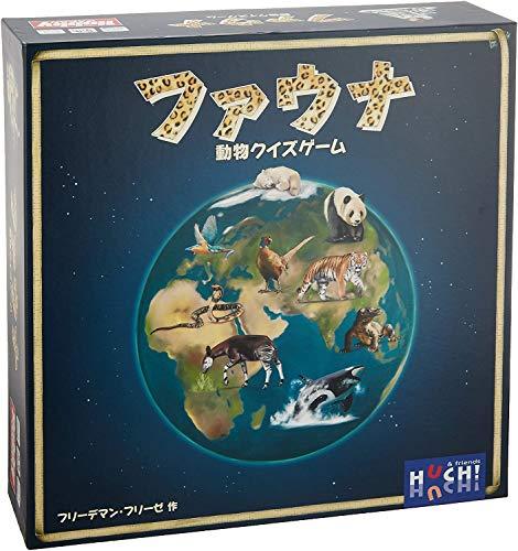 ファウナ (Fauna) 日本語版 ボードゲーム