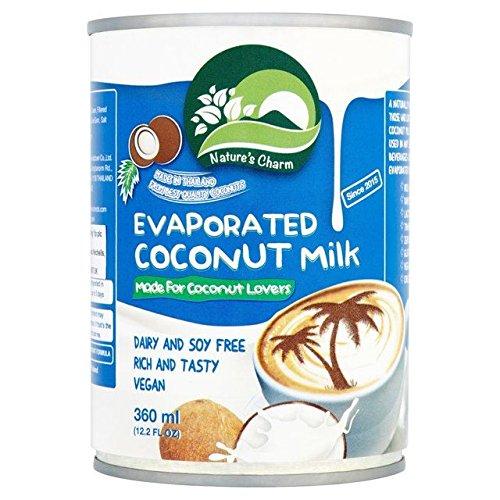 Nature's Charm Evaporated Coconut Milk - 360ml (12.17fl oz)