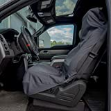 Truck and Car Seat Cover Heavy Duty Universal Gray