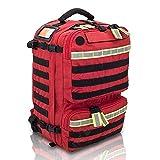 Elite Bags PARAMED'S Evo - Mochila de emergencia (32 x 47 x 23,5 cm), color rojo