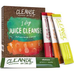 1 Day Juice Cleanse - Just Add Water & Enjoy - 7 Single Serving Powder Packets 5 - My Weight Loss Today