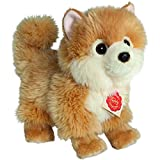 Hermann Teddy Collection - 919223 - Peluche - Chien Poméranien Debout - 22 cm