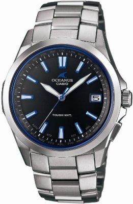 CASIO OCEANUS OCW-S100-1AJF tough solar radio men's watch