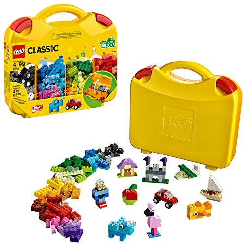 LEGO Classic Creative Suitcase – YOUR TODDLER WILL LOVE IT