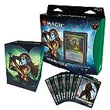 Magic The Gathering Kaldheim Commander Deck – Elven Empire   100 Card Ready-to-Play Deck  ...