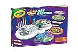Crayola - Super Set Gira e Crea, per creare mandala e vortici di colore con pennarelli e inchiostri colorati, gioco e regalo per bambini, da 6 anni, 74-7324
