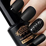 Perfect Summer Matte Top Coat Gel Polish - UV LED Soak Off Top Coat,...