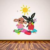Adesivi murali per la cameretta con i personaggi dei cartoni animati